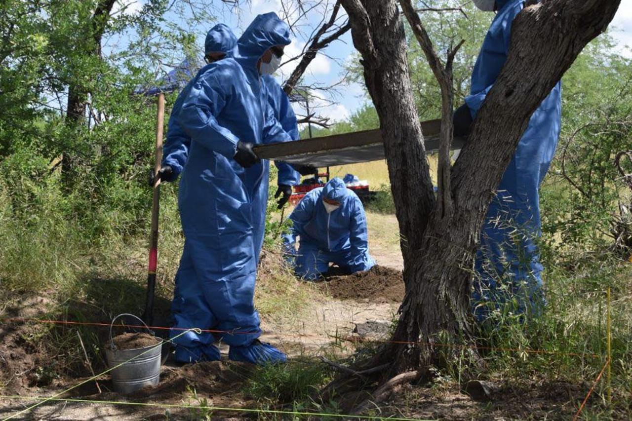 Identifican a cinco yaquis con los restos hallados en fosa de Sonora