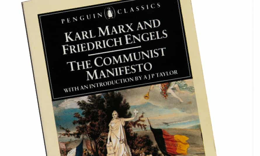 Por qué el Manifiesto Comunista de Karl Marx está de moda
