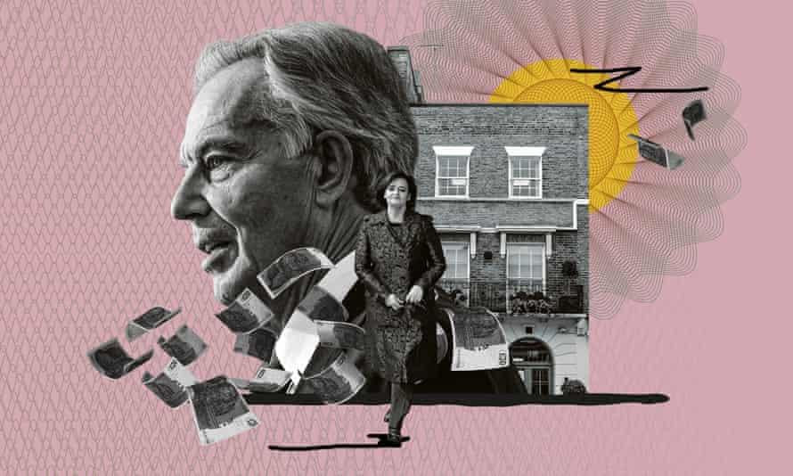 Pandora papers: Tony y Cherie Blair compraron una propiedad a través de una empresa offshore y ahorraron miles de libras en impuestos