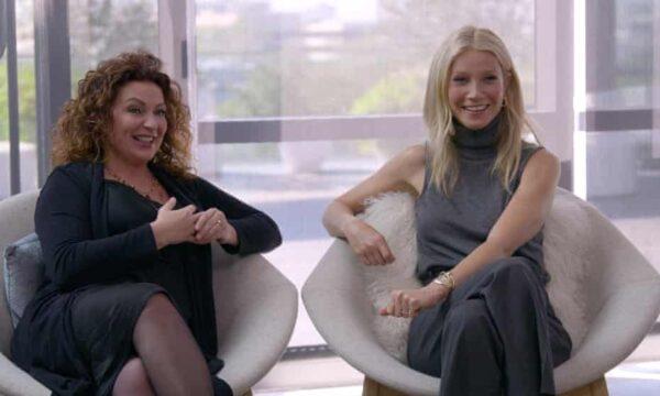 Gwyneth Paltrow creó el programa de sexo más extraño del planeta