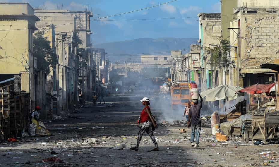 El secuestro de misioneros extranjeros confirma el poder de las pandillas en Haití