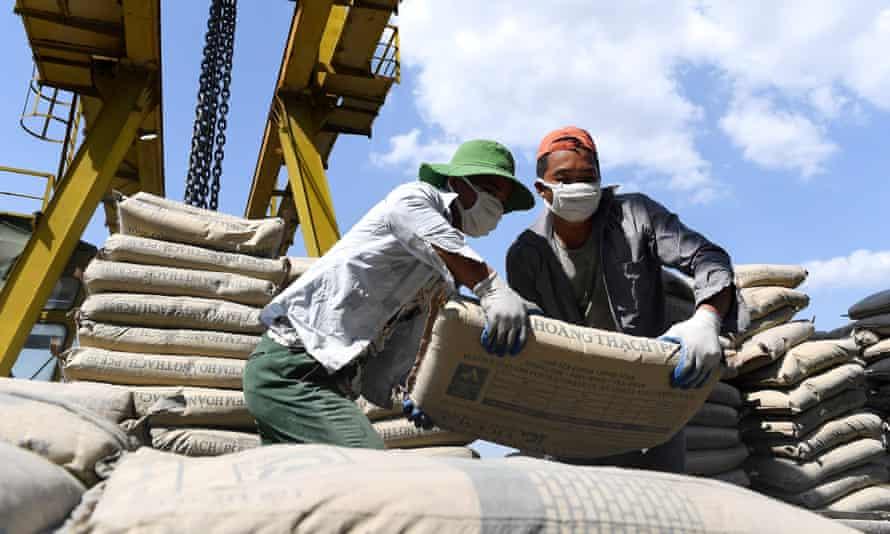 Los fabricantes de cemento de todo el mundo prometen una gran reducción de las emisiones para 2030