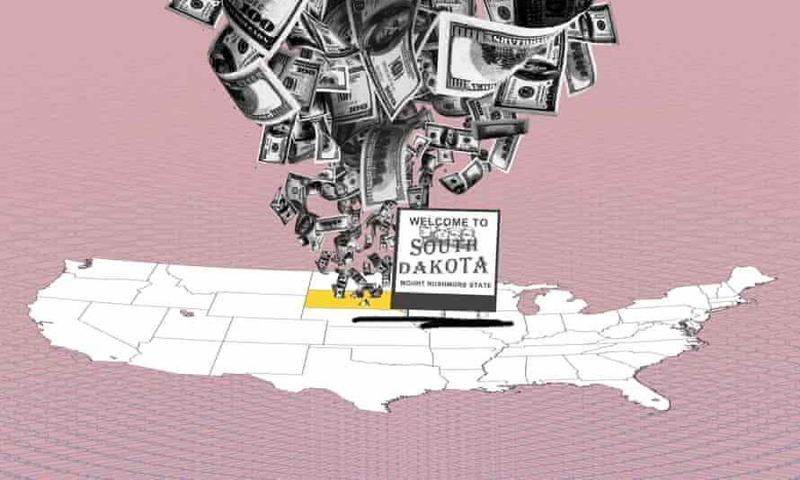 Los Pandora papers revelan el papel de Dakota del Sur como un paraíso fiscal de 367,000 millones de dólares