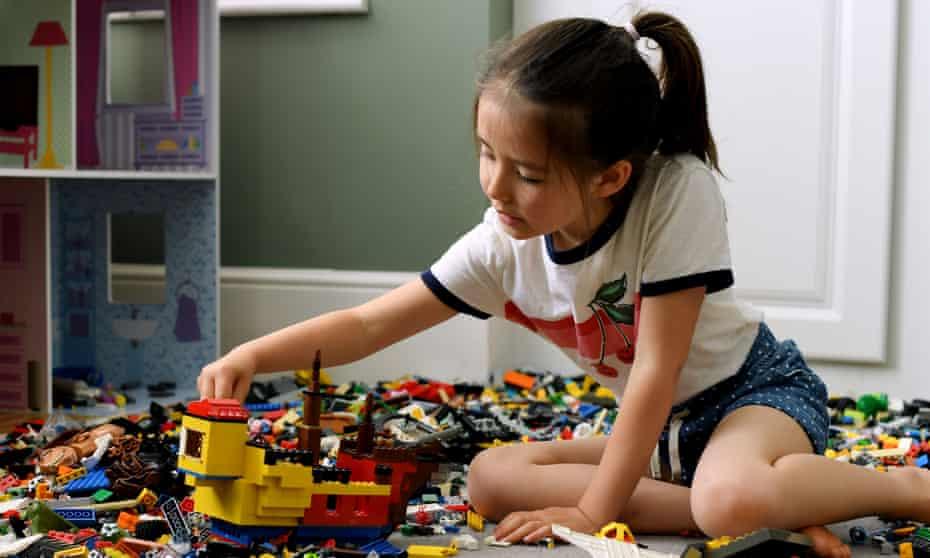 Lego eliminará el sesgo de género de sus juguetes tras los resultados de una encuesta infantil