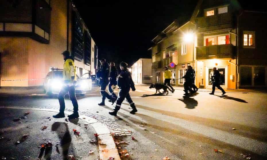 Varias personas murieron en un ataque con arco y flecha en Noruega