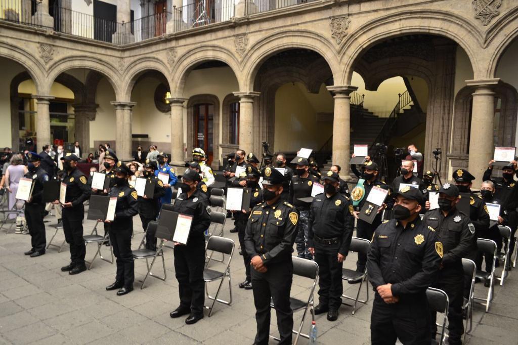 Delitos en la Ciudad de México disminuyen  44%; destaca baja en homicidio doloso