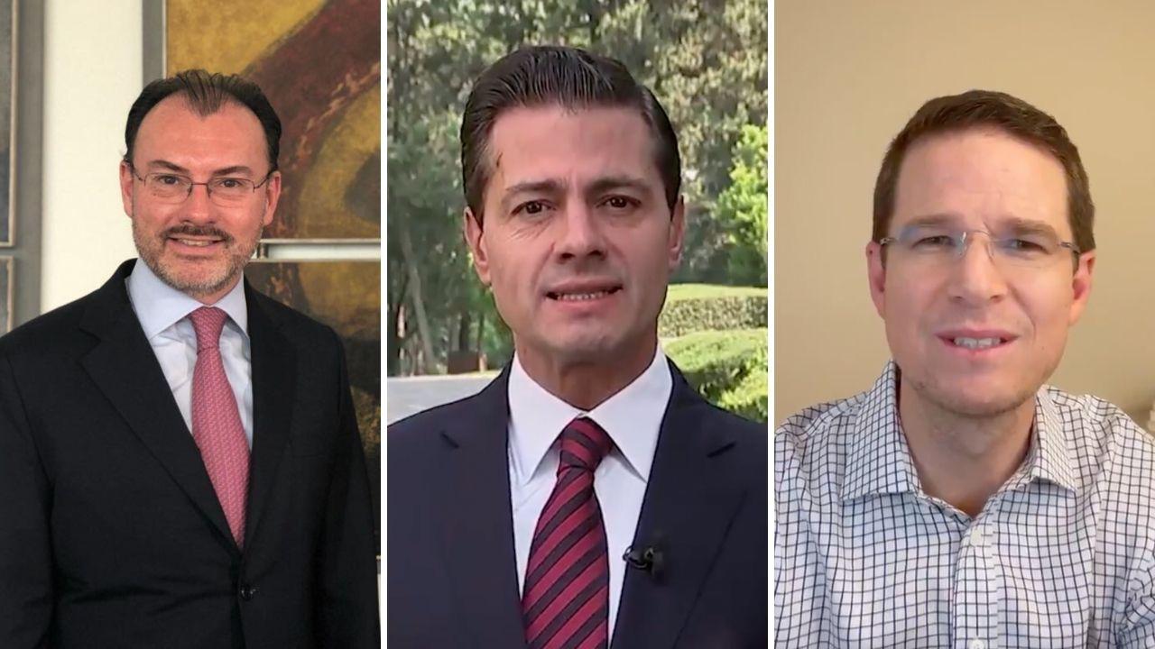 La FGR va por Peña, Videgaray y Anaya por delincuencia organizada en el caso Odebrecht