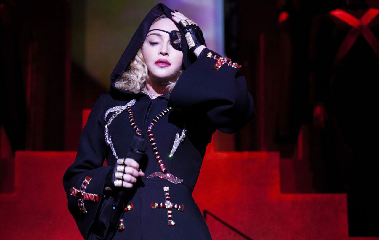No vuelvo a escribir de Madonna