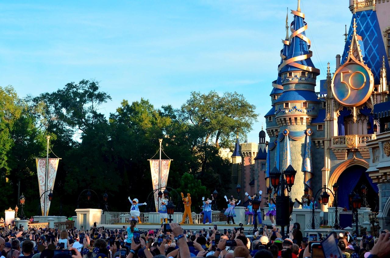 La-Lista de las 10 curiosidades de Walt Disney World en su 50 aniversario