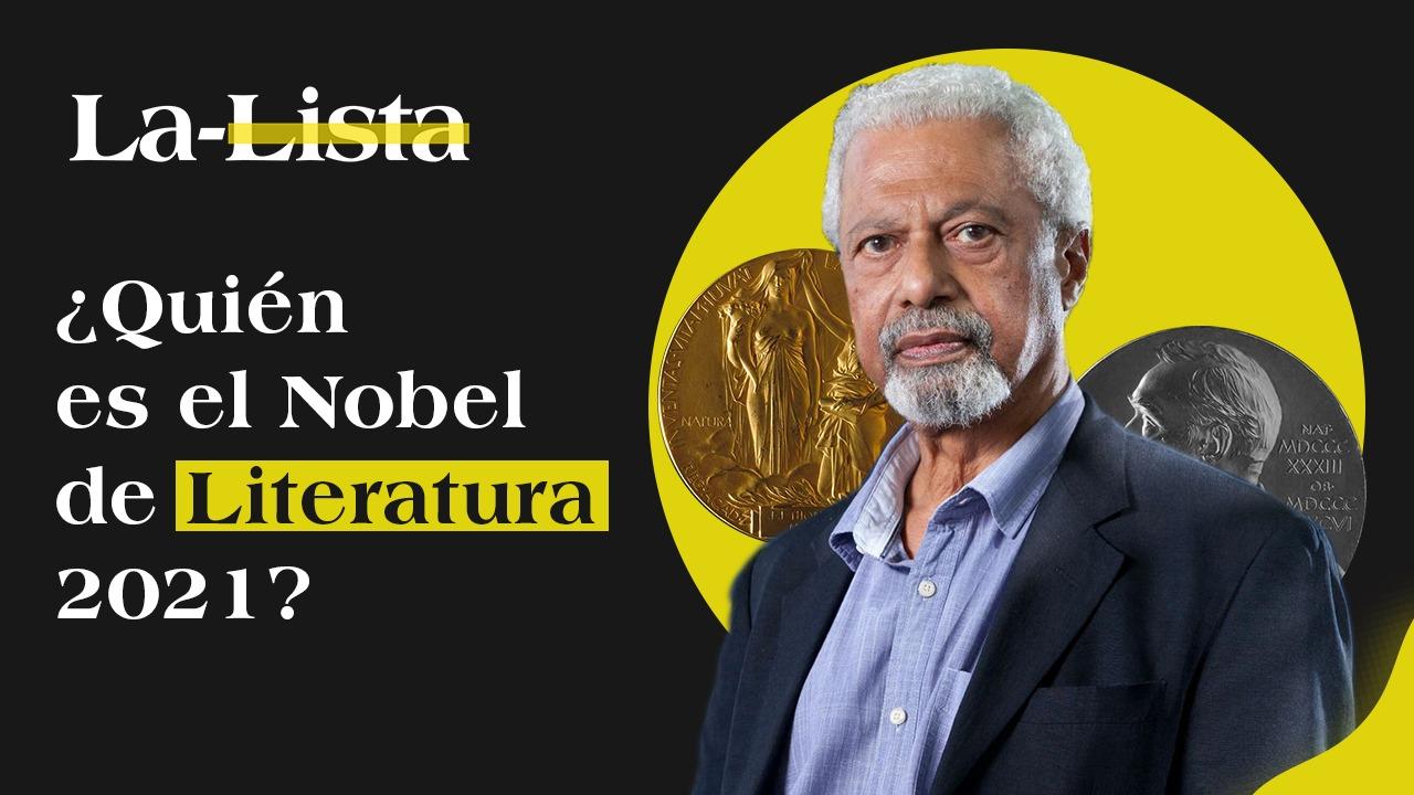 ¿Quién es el Nobel de Literatura 2021?