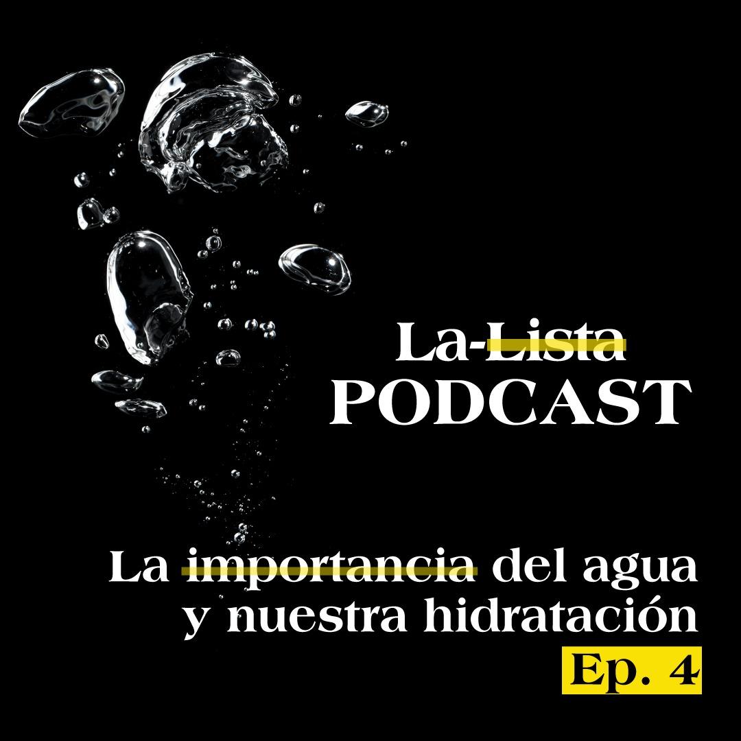 """Episodio 4 El sistema del agua es el """"aparato circulatorio"""" del país."""