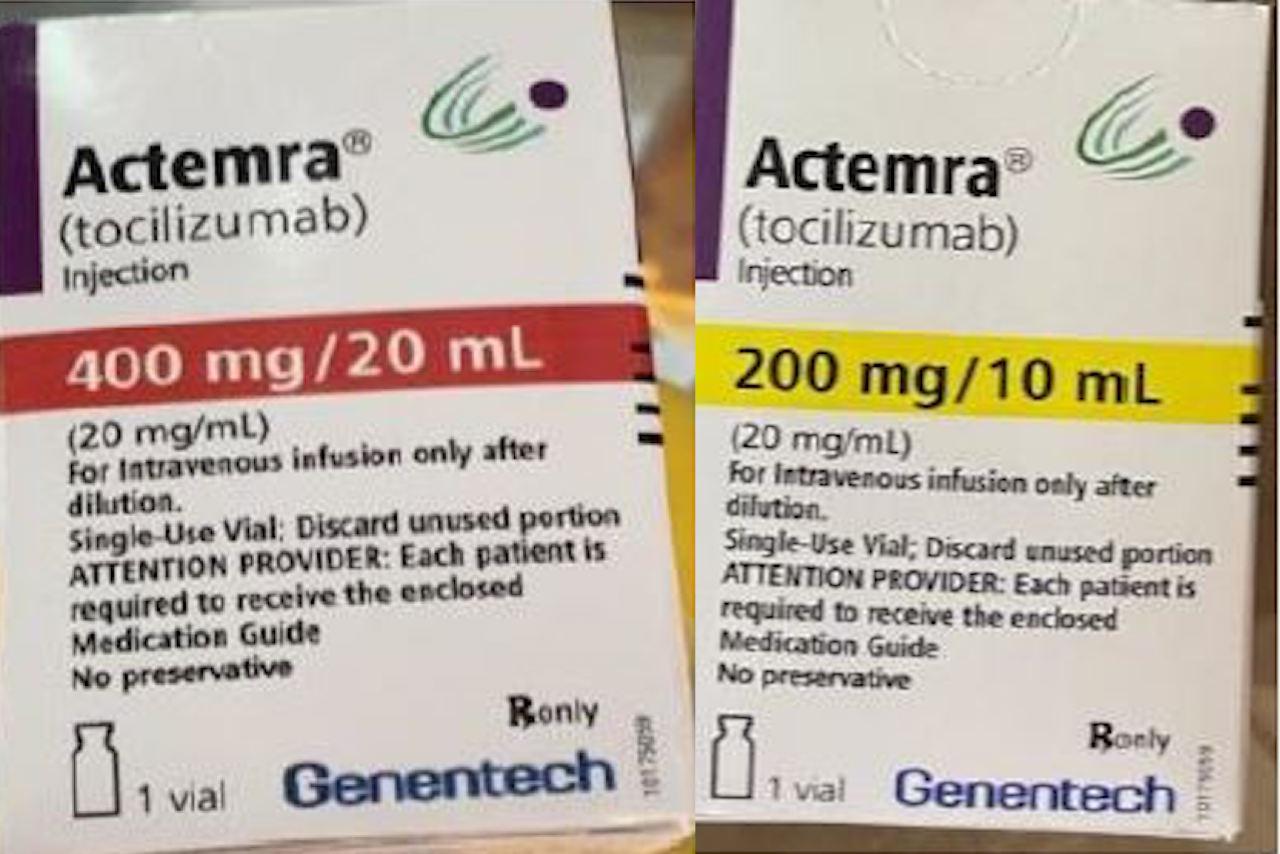 Cuidado: Cofepris alerta por venta ilegal del medicamento Actemra