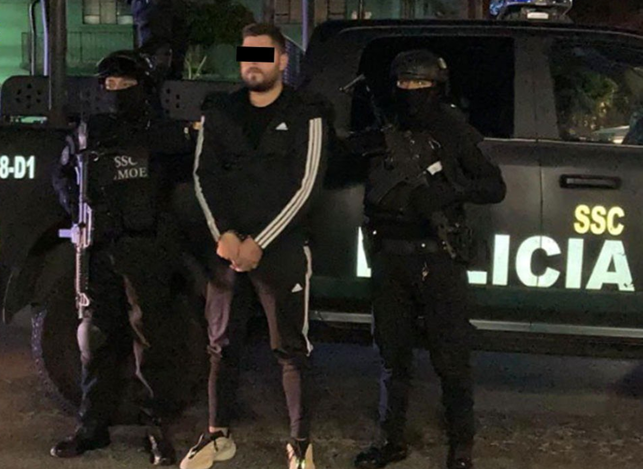 Cuatro jóvenes son detenidos por la balacera en el AICM; los ligan a la Unión Tepito