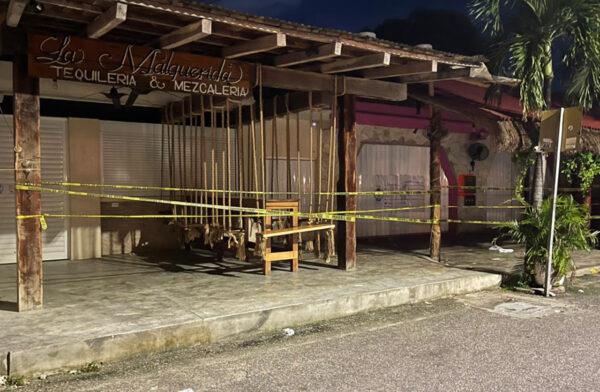 Dos mujeres extranjeras son asesinadas en una balacera en La Malquerida de Tulum