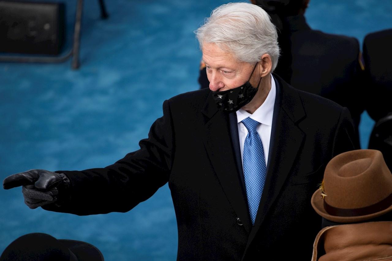Bill Clinton recibe el alta luego de cinco días hospitalizado
