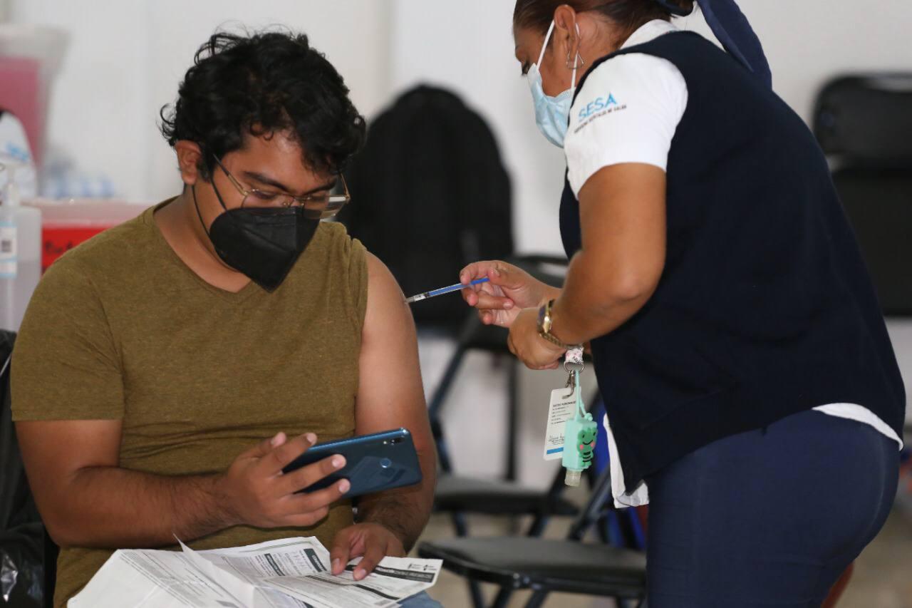 ¡No hay pretexto! Cancún extiende la vacunación a rezagados