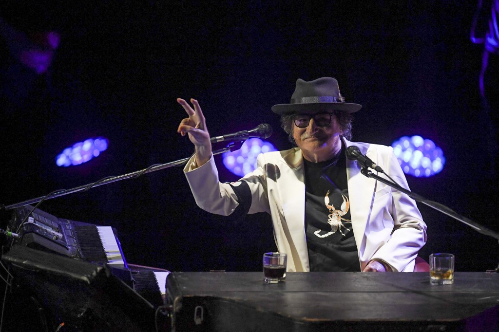 Charly García ya no está verde: el rockero legendario cumple 70 años