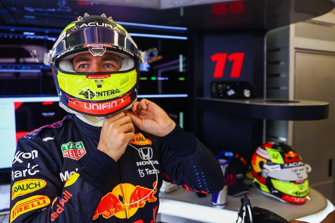¡Imparable! 'Checo' Pérez sube al podio en el Gran Premio de Estados Unidos