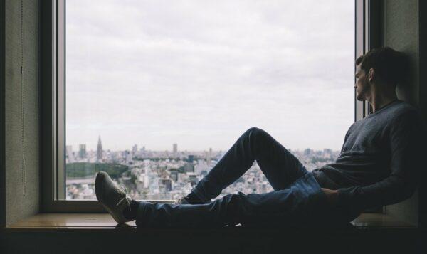 Mirar por la ventana