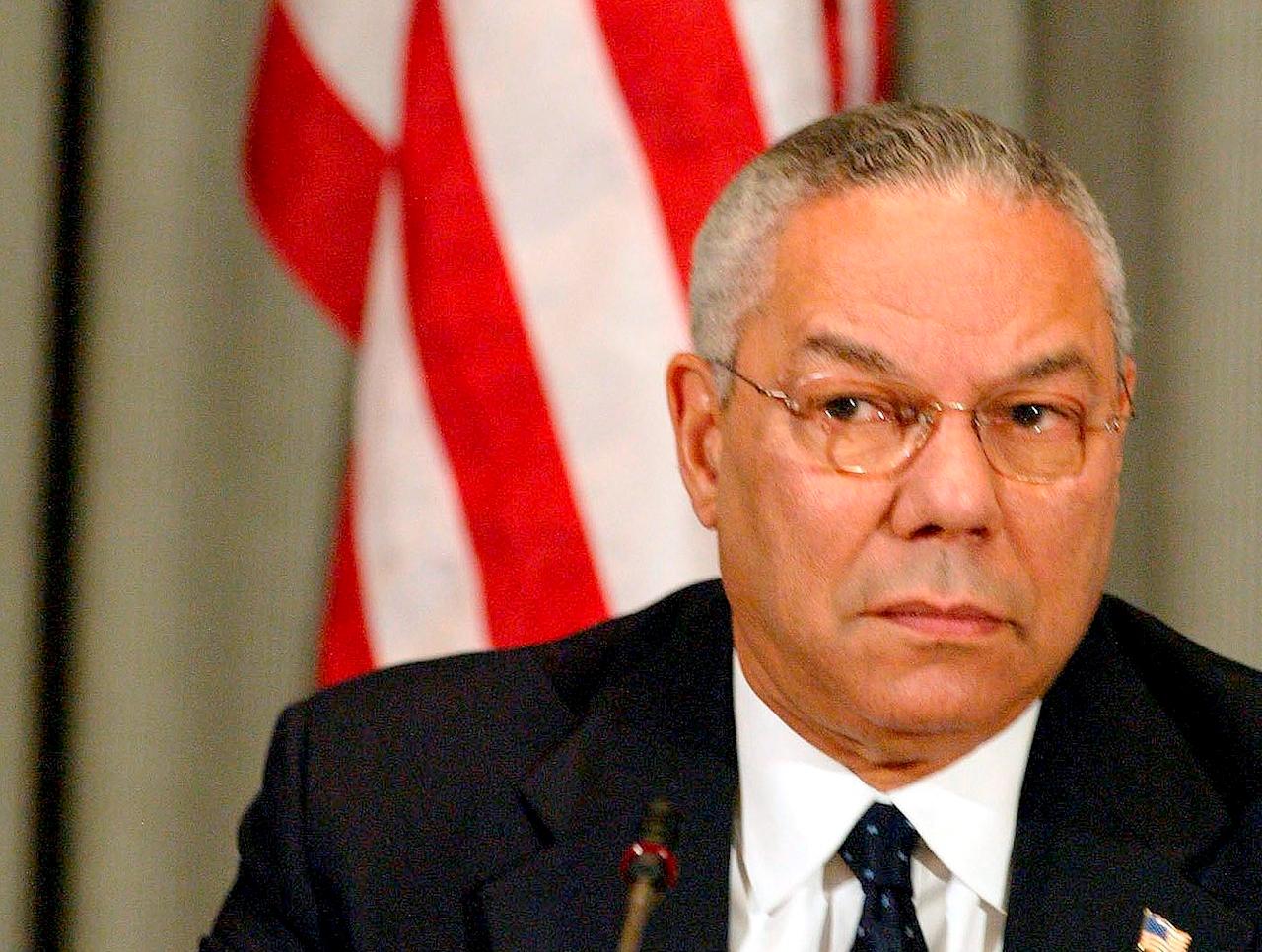 El exsecretario de Estado de EU, Colin Powell, muere por Covid-19