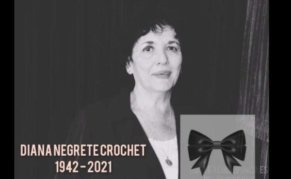 Muere Diana Negrete, la única hija biológica de Jorge Negrete