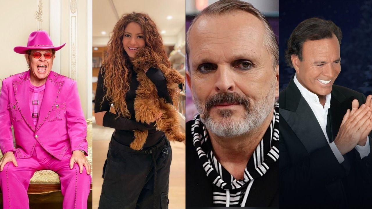 La-Lista de famosos en los Pandora Papers: Ringo, Bosé, Shakira…
