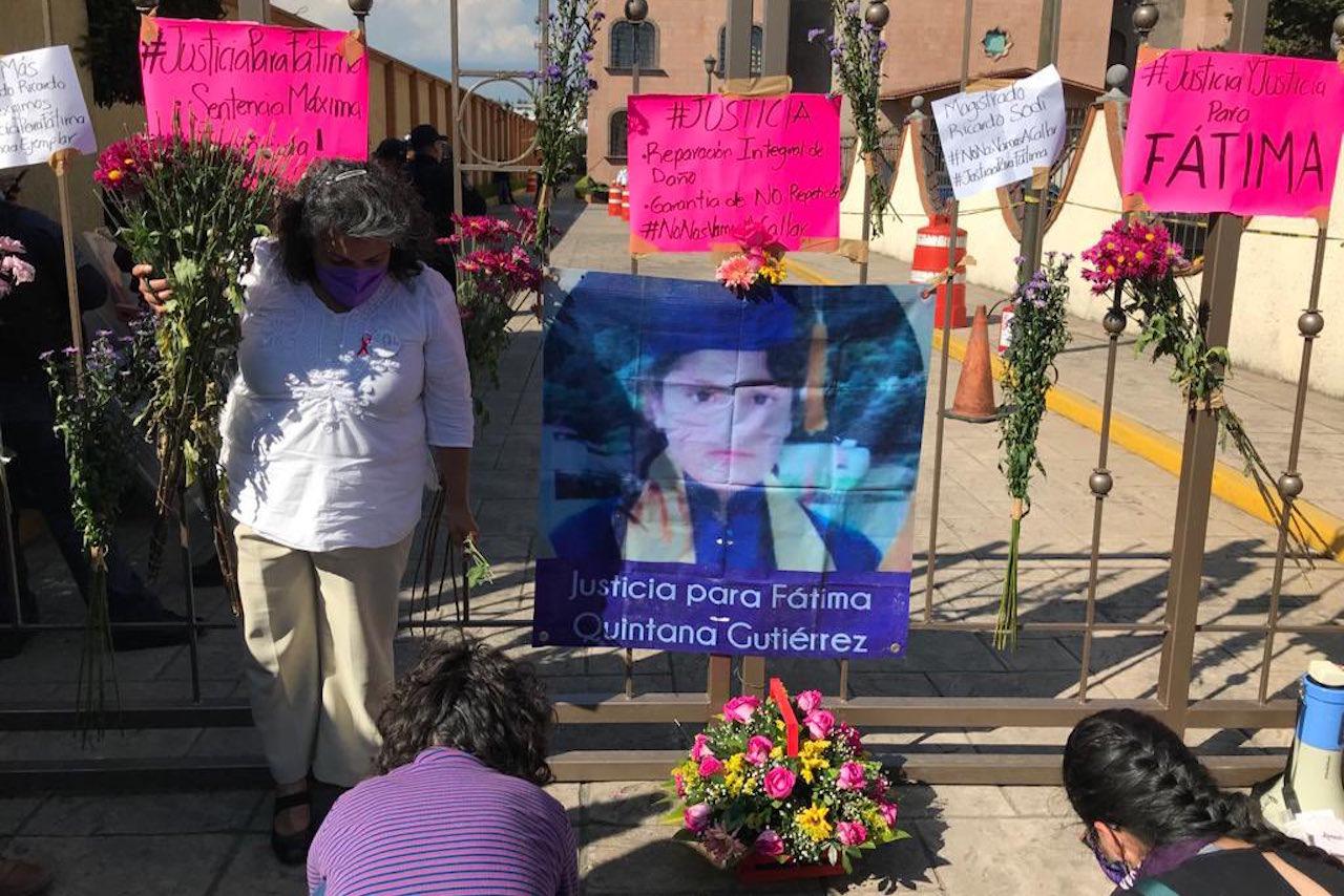 Juez da prisión vitalicia a tercer implicado en el feminicidio de la menor Fátima