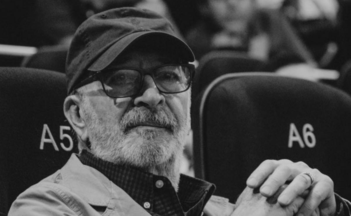 Muere Felipe Cazals, director de 'Las Poquianchis' y 'El Apando'