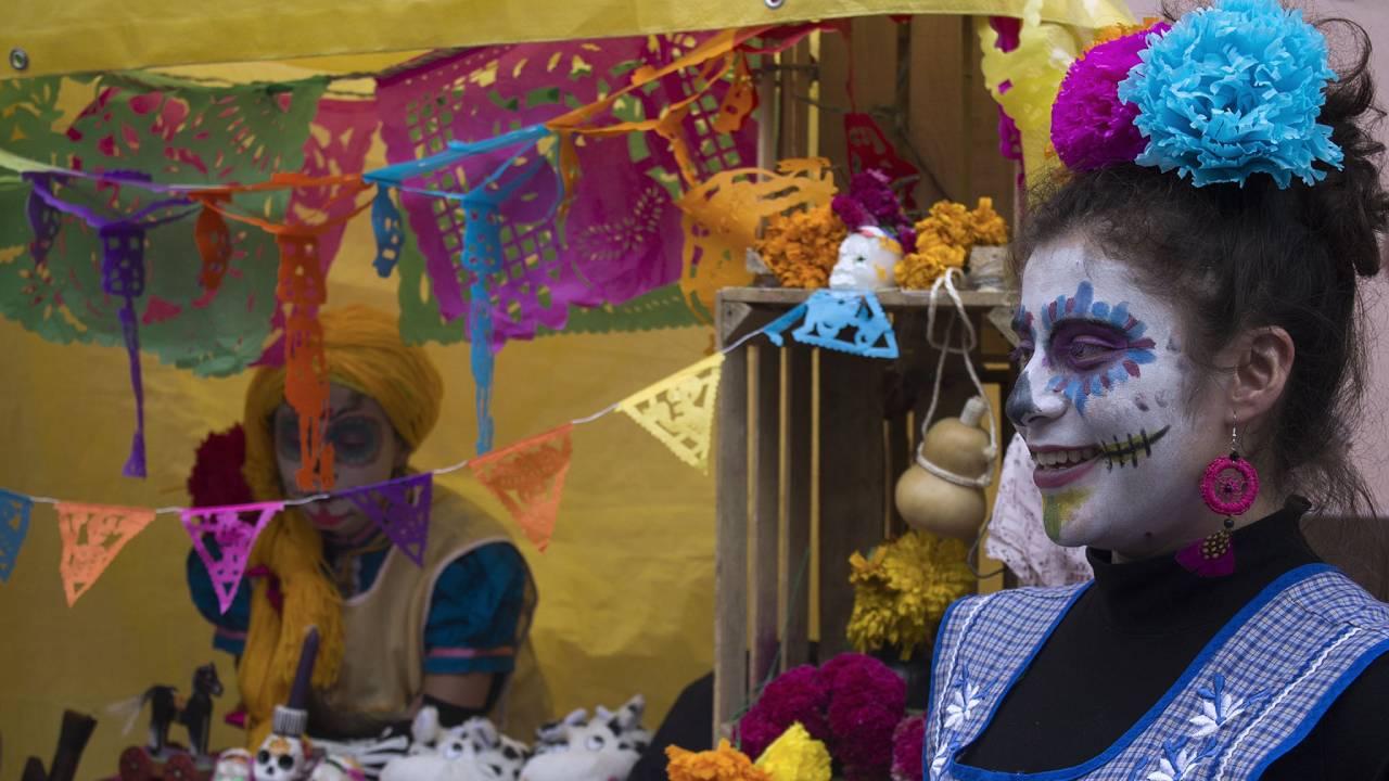 Alista el disfraz: Así se festejará el Día de Muertos 2021 en la Ciudad de México