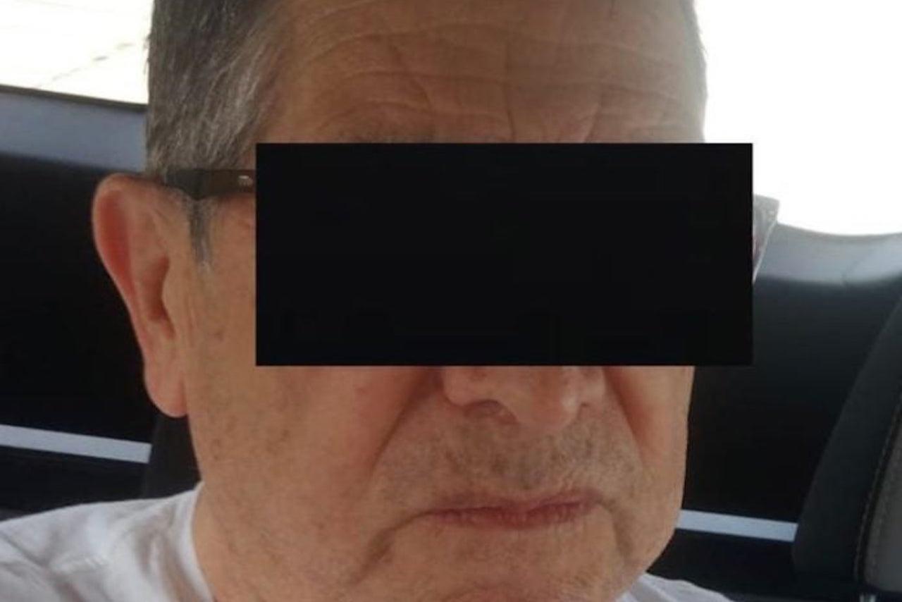Policías detienen a Antonio Gómez Pelegrín, exsecretario de Finanzas de Javier Duarte