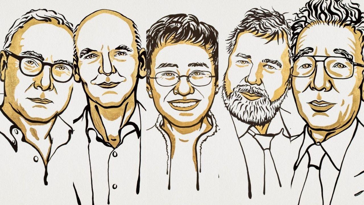 La-Lista de los Nobel 2021: una mujer y 12 hombres reciben el premio