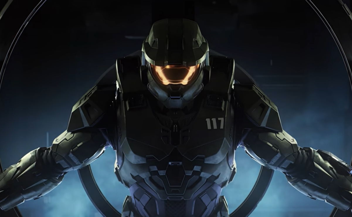 Halo Infinite presenta al nuevo villano del Master Chief