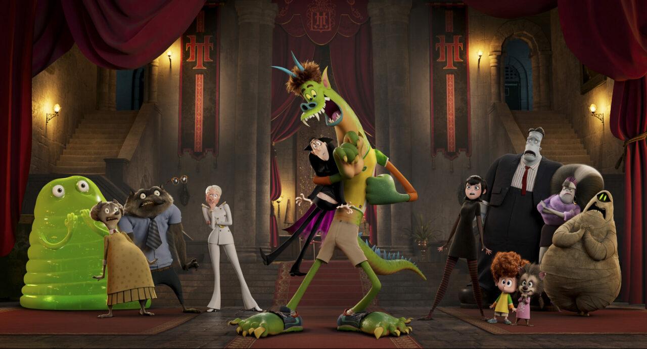 La última película de 'Hotel Transylvania' se estrenará exclusivamente por Prime Video