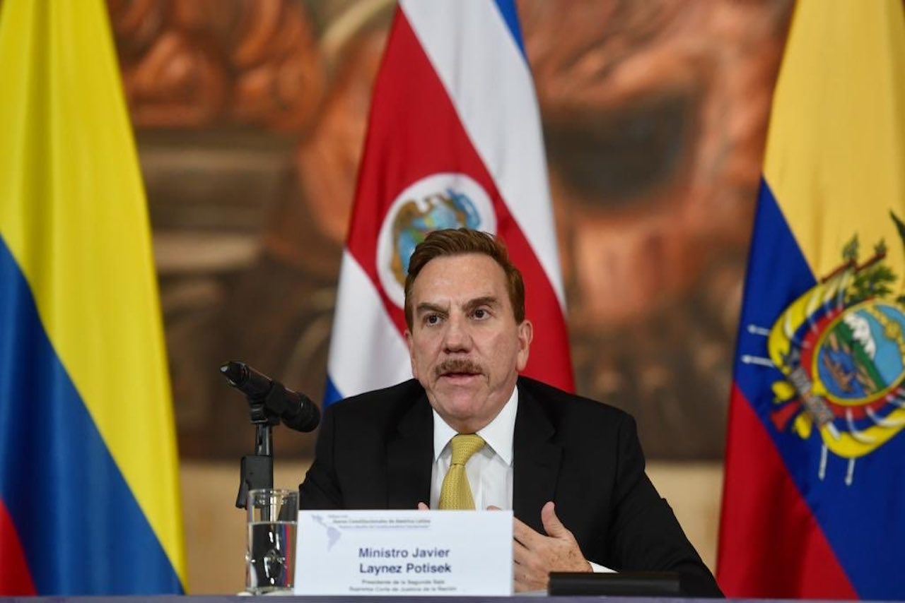 El ministro Javier Laynez Potisek es detenido por conducir ebrio en Coahuila