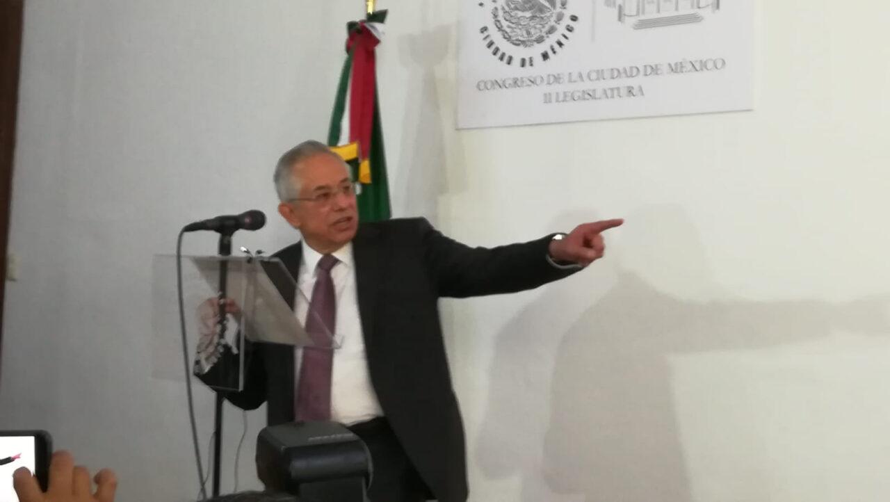 Ebrard es el responsable político de la Línea 12: Jorge Gaviño, exdirector del Metro