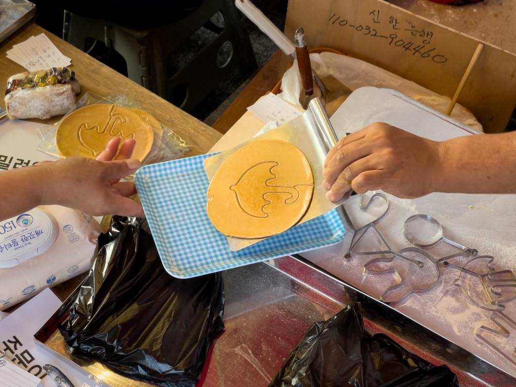 'El juego del calamar' impulsa el negocio de los dulces dalgona