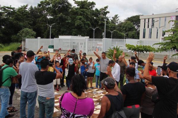 Migrantes alistan nueva caravana: buscan llegar a CDMX para exigir refugio