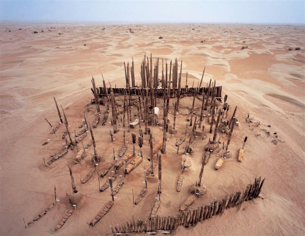 El enigmático origen de las momias de Tarim es develado por un estudio genómico