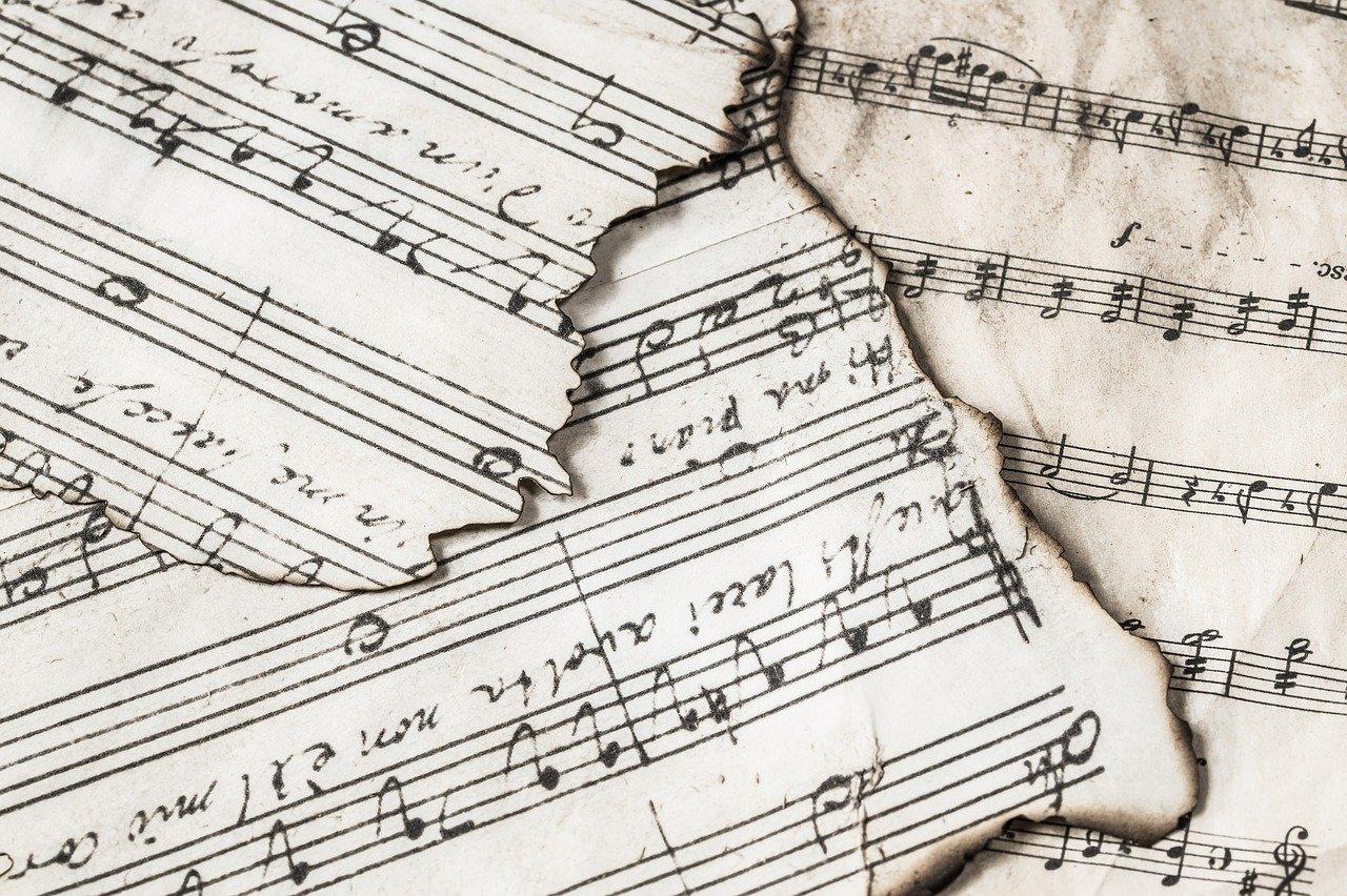 Música, maestra