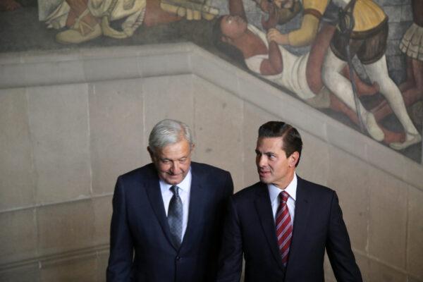 AMLO sobre el paseo de Peña Nieto en Italia: 'No me meto en eso'