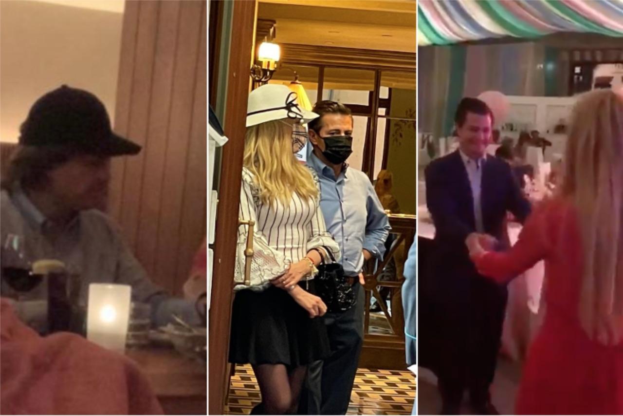 La-Lista de Peña Nieto como expresidente: fiestas, disfraces y paseos