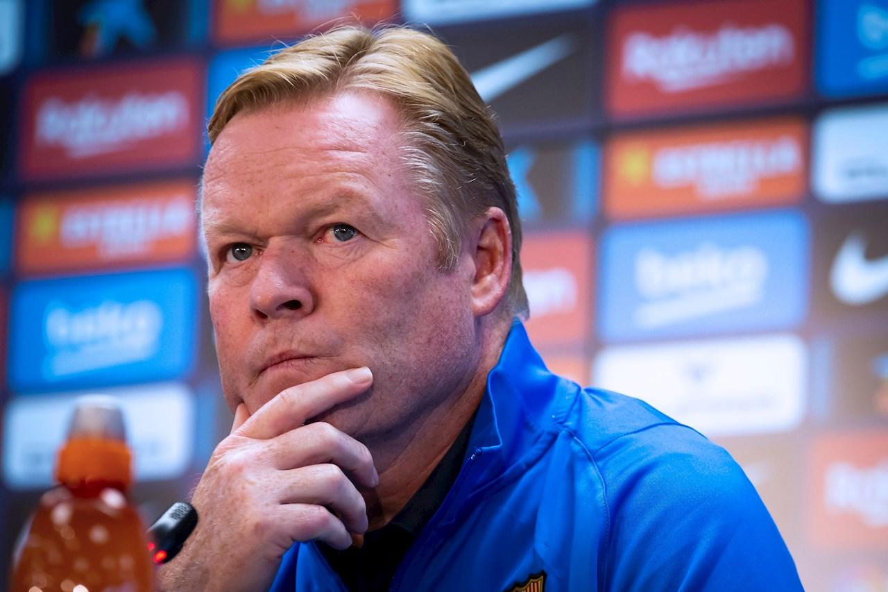 El Barcelona corre a Ronald Koeman y Xavi Hernández suena como sustituto