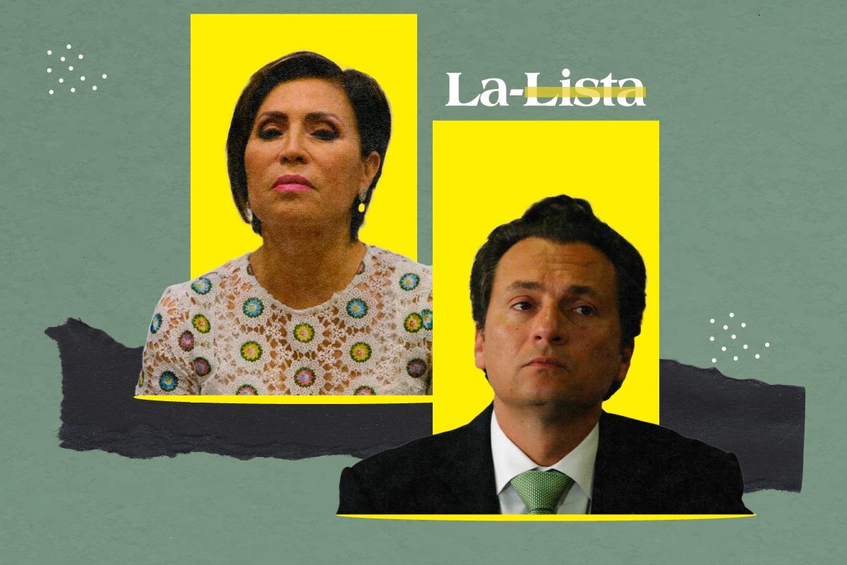 ¿Por qué Lozoya puede cenar en las Lomas y Rosario Robles sigue en la cárcel?