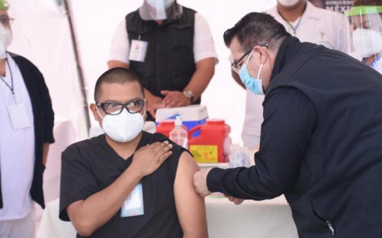 Saltillo y Arteaga aplicarán segunda dosis a los de 18 a 29 años