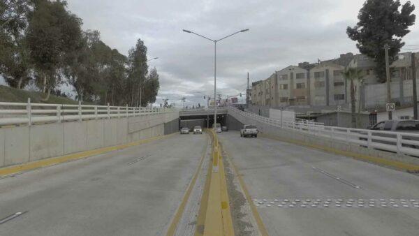 Habrá segundo piso del aeropuerto de Tijuana al cañón del Matadero, anuncia AMLO