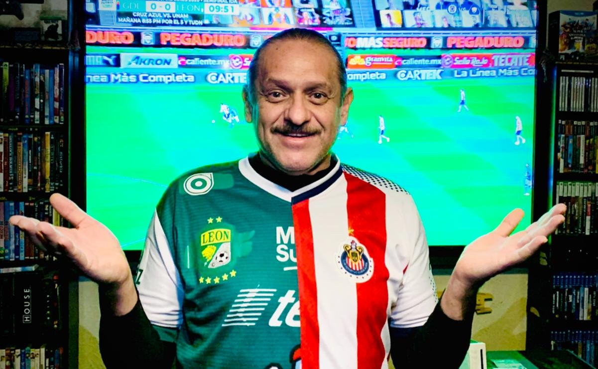 Teo González fue hospitalizado de emergencia por un infarto