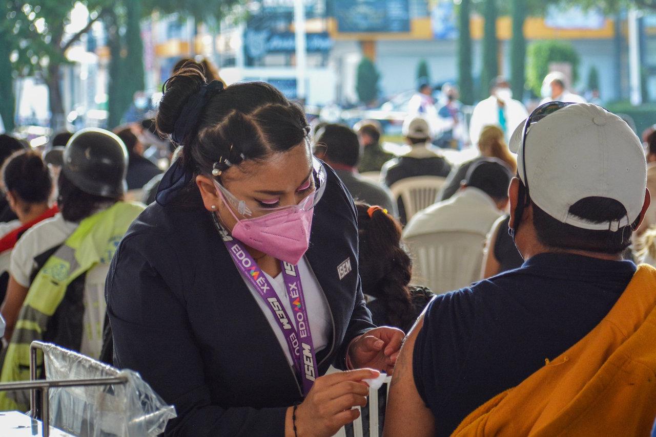 Valle de Chalco anuncia fechas y sede para segunda dosis de los de 18 a 29 años