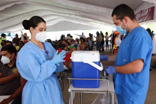 Vacunación en Jalisco: abre registro de citas de segunda dosis para los de 30 a 39 años