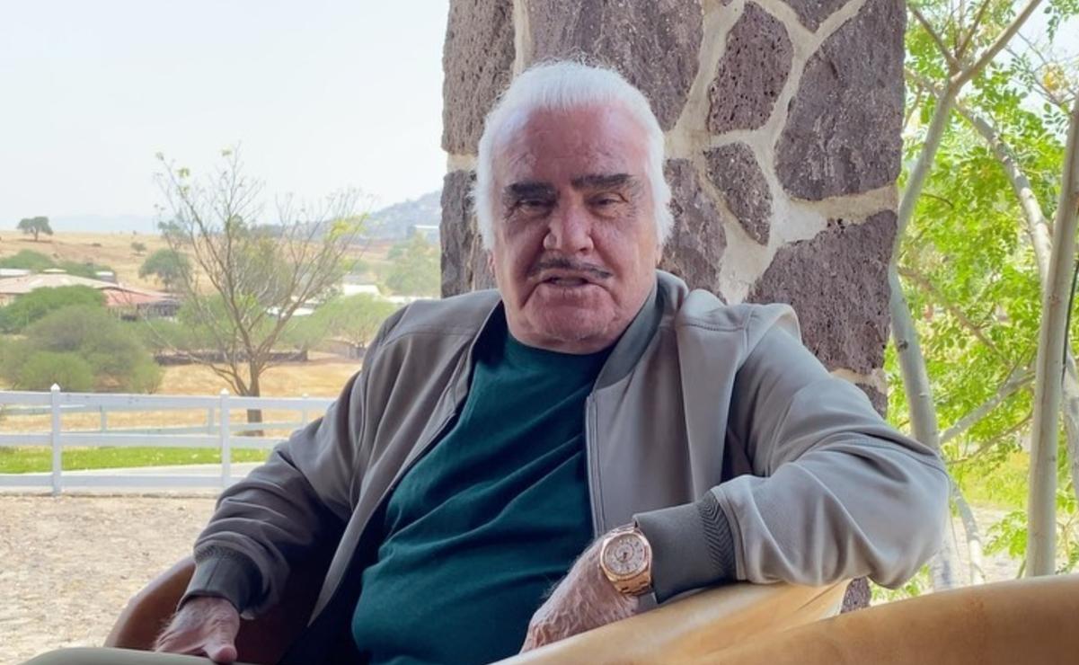 ¿Cuál es el estado de salud de Vicente Fernández?