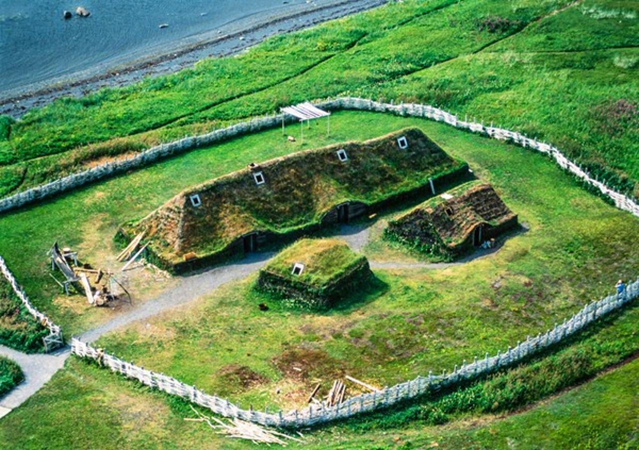 Los vikingos ya estaban en América en el año 1021: Colón no fue el primer europeo en llegar